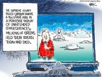 Chip Bok  Chip Bok's Editorial Cartoons 2007-04-04 climate change