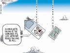 Chip Bok  Chip Bok's Editorial Cartoons 2007-11-12 dollar
