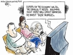 Chip Bok  Chip Bok's Editorial Cartoons 2008-01-25 wealth