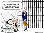 Chip Bok  Chip Bok's Editorial Cartoons 2011-05-19 crime