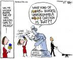 Chip Bok  Chip Bok's Editorial Cartoons 2011-10-07 question