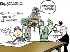 Chip Bok  Chip Bok's Editorial Cartoons 2013-03-29 Israel