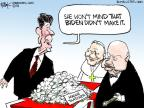 Chip Bok  Chip Bok's Editorial Cartoons 2013-04-17 vice president