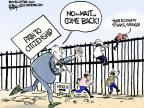 Chip Bok  Chip Bok's Editorial Cartoons 2013-07-29 immigration