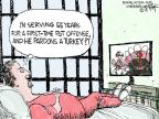 Chip Bok  Chip Bok's Editorial Cartoons 2013-11-27 crime