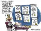 Chip Bok  Chip Bok's Editorial Cartoons 2014-04-16 presidential administration