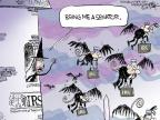 Chip Bok  Chip Bok's Editorial Cartoons 2014-06-27 partisan