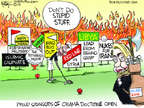 Chip Bok  Chip Bok's Editorial Cartoons 2014-08-12 Clinton administration
