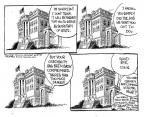 John Deering  John Deering's Editorial Cartoons 2012-12-17 George Washington