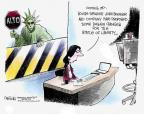 John Deering  John Deering's Editorial Cartoons 2014-07-16 legislation