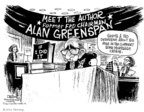 John Deering  John Deering's Editorial Cartoons 2007-09-18 meet the author