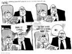 John Deering  John Deering's Editorial Cartoons 2007-12-11 peace