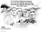 John Deering  John Deering's Editorial Cartoons 2008-03-17 George Washington