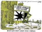 Lee Judge  Lee Judge's Editorial Cartoons 2012-11-03 climate change