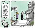Lee Judge  Lee Judge's Editorial Cartoons 2014-01-22 taxation