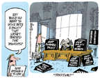 Lee Judge  Lee Judge's Editorial Cartoons 2014-12-19 taxation