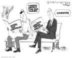 Steve Kelley  Steve Kelley's Editorial Cartoons 2008-11-11 branch