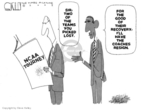 Steve Kelley  Steve Kelley's Editorial Cartoons 2009-04-01 athletic