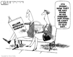 Steve Kelley  Steve Kelley's Editorial Cartoons 2009-11-22 political ethics