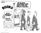Steve Kelley  Steve Kelley's Editorial Cartoons 2010-04-13 tell-all book