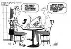 Steve Kelley  Steve Kelley's Editorial Cartoons 2010-05-11 volcano