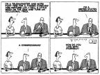 Steve Kelley  Steve Kelley's Editorial Cartoons 2010-05-27 political ethics
