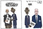 Steve Kelley  Steve Kelley's Editorial Cartoons 2010-08-19 Israel