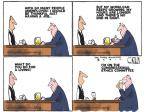 Steve Kelley  Steve Kelley's Editorial Cartoons 2010-09-05 political ethics