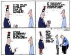 Steve Kelley  Steve Kelley's Editorial Cartoons 2011-04-21 terror