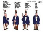 Steve Kelley  Steve Kelley's Editorial Cartoons 2011-07-15 1960s