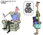 Steve Kelley  Steve Kelley's Editorial Cartoons 2011-08-03 government