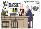 Steve Kelley  Steve Kelley's Editorial Cartoons 2011-11-01 Kim