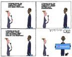 Steve Kelley  Steve Kelley's Editorial Cartoons 2012-09-05 2012 election economy