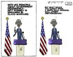 Steve Kelley  Steve Kelley's Editorial Cartoons 2012-09-20 2012 election religion