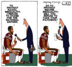Steve Kelley  Steve Kelley's Editorial Cartoons 2016-08-29 national