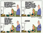 Steve Kelley  Steve Kelley's Editorial Cartoons 2017-05-18 news