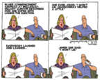 Steve Kelley  Steve Kelley's Editorial Cartoons 2017-05-30 2016 Election Hillary Clinton