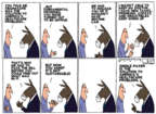 Steve Kelley  Steve Kelley's Editorial Cartoons 2017-06-29 party loyalty