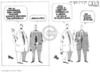 Steve Kelley  Steve Kelley's Editorial Cartoons 2006-01-20 political ethics
