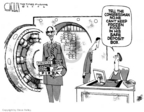 Steve Kelley  Steve Kelley's Editorial Cartoons 2006-05-26 political ethics