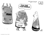 Steve Kelley  Steve Kelley's Editorial Cartoons 2006-09-27 war on terror