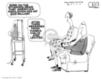 Steve Kelley  Steve Kelley's Editorial Cartoons 2006-10-19 news
