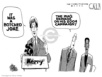 Steve Kelley  Steve Kelley's Editorial Cartoons 2006-11-02 2004 election