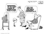 Steve Kelley  Steve Kelley's Editorial Cartoons 2006-11-02 campaign