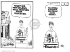 Steve Kelley  Steve Kelley's Editorial Cartoons 2006-12-29 2004 election