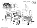 Steve Kelley  Steve Kelley's Editorial Cartoons 2007-04-30 democratic debate