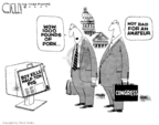 Steve Kelley  Steve Kelley's Editorial Cartoons 2007-05-31 congressional