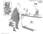 Steve Kelley  Steve Kelley's Editorial Cartoons 2007-07-31 animal
