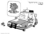 Steve Kelley  Steve Kelley's Editorial Cartoons 2007-08-03 political ethics