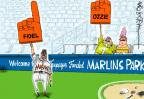 Mike Lester  Mike Lester's Editorial Cartoons 2012-04-12 field